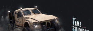 The best car ever, the FENEC-081 is able to drive on all terrains and will bring you everywhere you need